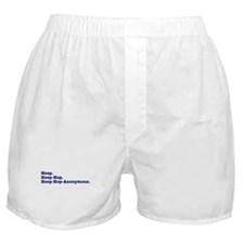 Heep-Hop-Anonymous Boxer Shorts