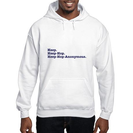 Heep-Hop-Anonymous Hooded Sweatshirt