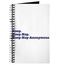 Heep-Hop-Anonymous Journal