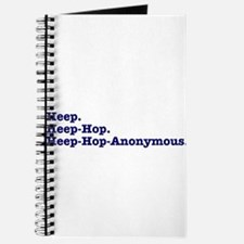 Heep-Hop-Anonymous Journal