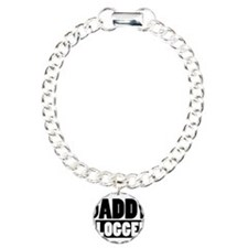 Daddy Blogger Stacked Bracelet
