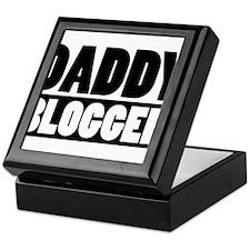 Daddy Blogger Stacked Keepsake Box