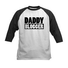 Daddy Blogger Stacked Tee