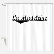 La Madeleine, Aged, Shower Curtain