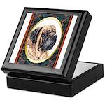 Mastiff Dog Designer Keepsake Box 3