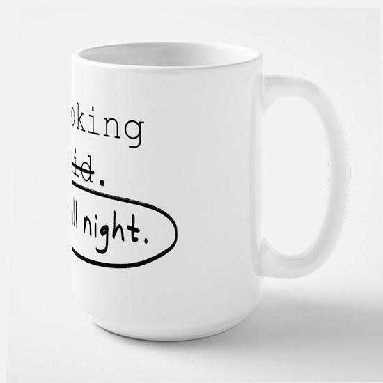 Markup: Here's Looking at You... Mug