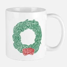 Christmas Wreath Mug