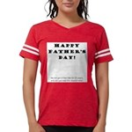 fathers-day2.png Womens Football Shirt