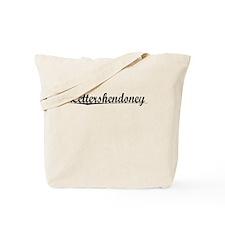 Lettershendoney, Aged, Tote Bag