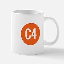 C4 Small Small Mug