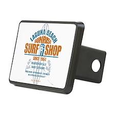 Laguna Beach Surf Shop Hitch Cover