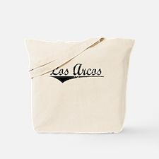 Los Arcos, Aged, Tote Bag