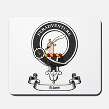 Badge-Eliott [Roxburgh] Mousepad