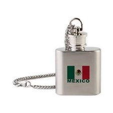 mexico_s.gif Flask Necklace