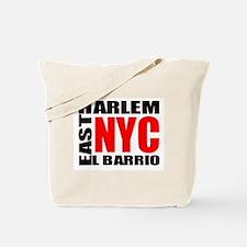 East Harlem NYC Tote Bag