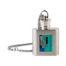 Cute Nick cave Flask Necklace