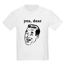 Yes Dear Kids T-Shirt