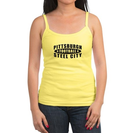 Steel City Football Jr. Spaghetti Tank