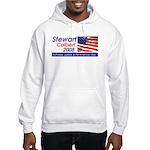 Stewart / Colbert for Preside Hooded Sweatshirt