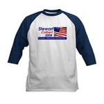 Stewart / Colbert for Preside Kids Baseball Jersey
