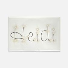 Heidi Spark Rectangle Magnet