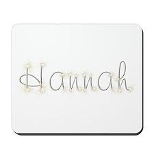 Hannah Spark Mousepad