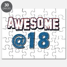 Awesome at 18 Puzzle