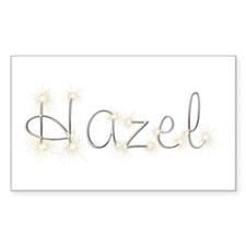 Hazel Spark Rectangle Decal