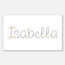 Isabella Spark Rectangle Decal