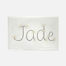 Jade Spark Rectangle Magnet