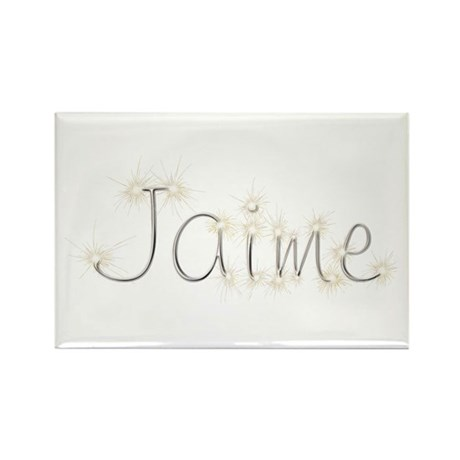 Jaime Spark Rectangle Magnet