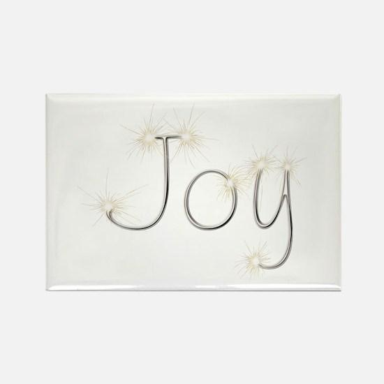 Joy Spark Rectangle Magnet