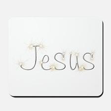 Jesus Spark Mousepad