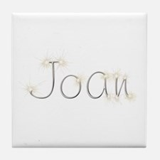 Joan Spark Tile Coaster