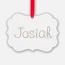 Josiah Spark Ornament