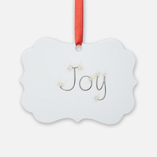 Joy Spark Ornament