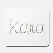 Kara Spark Mousepad