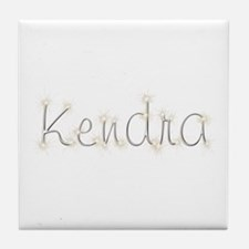 Kendra Spark Tile Coaster