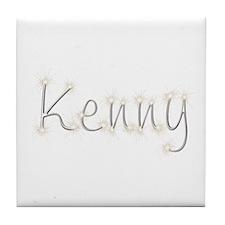Kenny Spark Tile Coaster