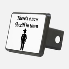 SHERIFF Hitch Cover