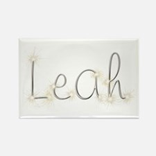 Leah Spark Rectangle Magnet