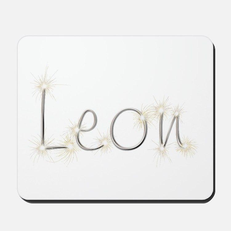 Leon Spark Mousepad