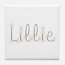 Lillie Spark Tile Coaster