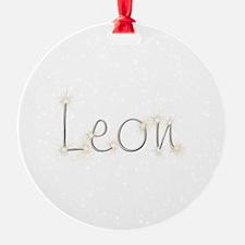 Leon Spark Ornament