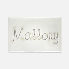 Mallory Spark Rectangle Magnet