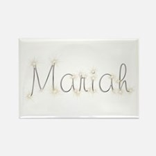Mariah Spark Rectangle Magnet