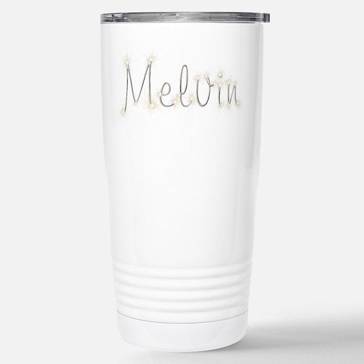 Melvin Spark Stainless Steel Travel Mug