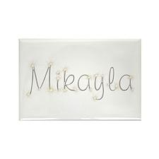 Mikayla Spark Rectangle Magnet