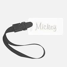 Mickey Spark Luggage Tag