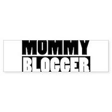 Mommy Blogger - Mommy Blog Stacked Bumper Sticker